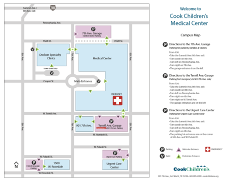 Cook Childrens Directions 1